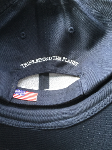 Back of Cap