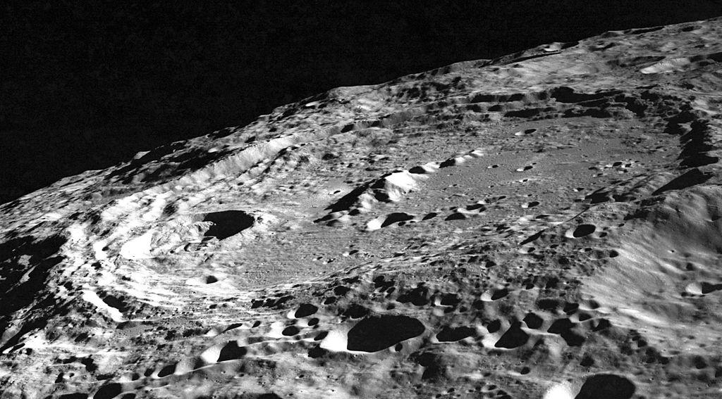 Meteorite, Moon, Splat   Great Basin Observatory
